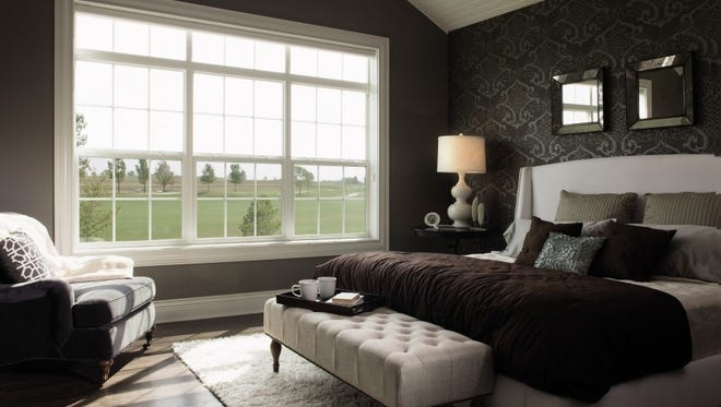When paired with Low-E double- or triple-pane glass with argon, new windows can help keep your home warmer in the winter and cooler in the summer.