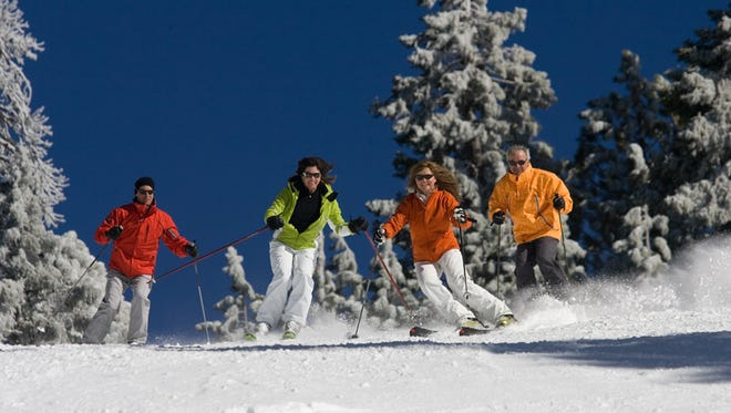 Weekend snowplay in Big Bear just became very affordable. The winter resort in San Bernardino County is offering $15 lift-ticket deals.(courtesy photo)