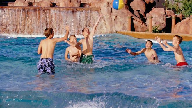 Best hotel water parks in Phoenix, Scottsdale, Arizona