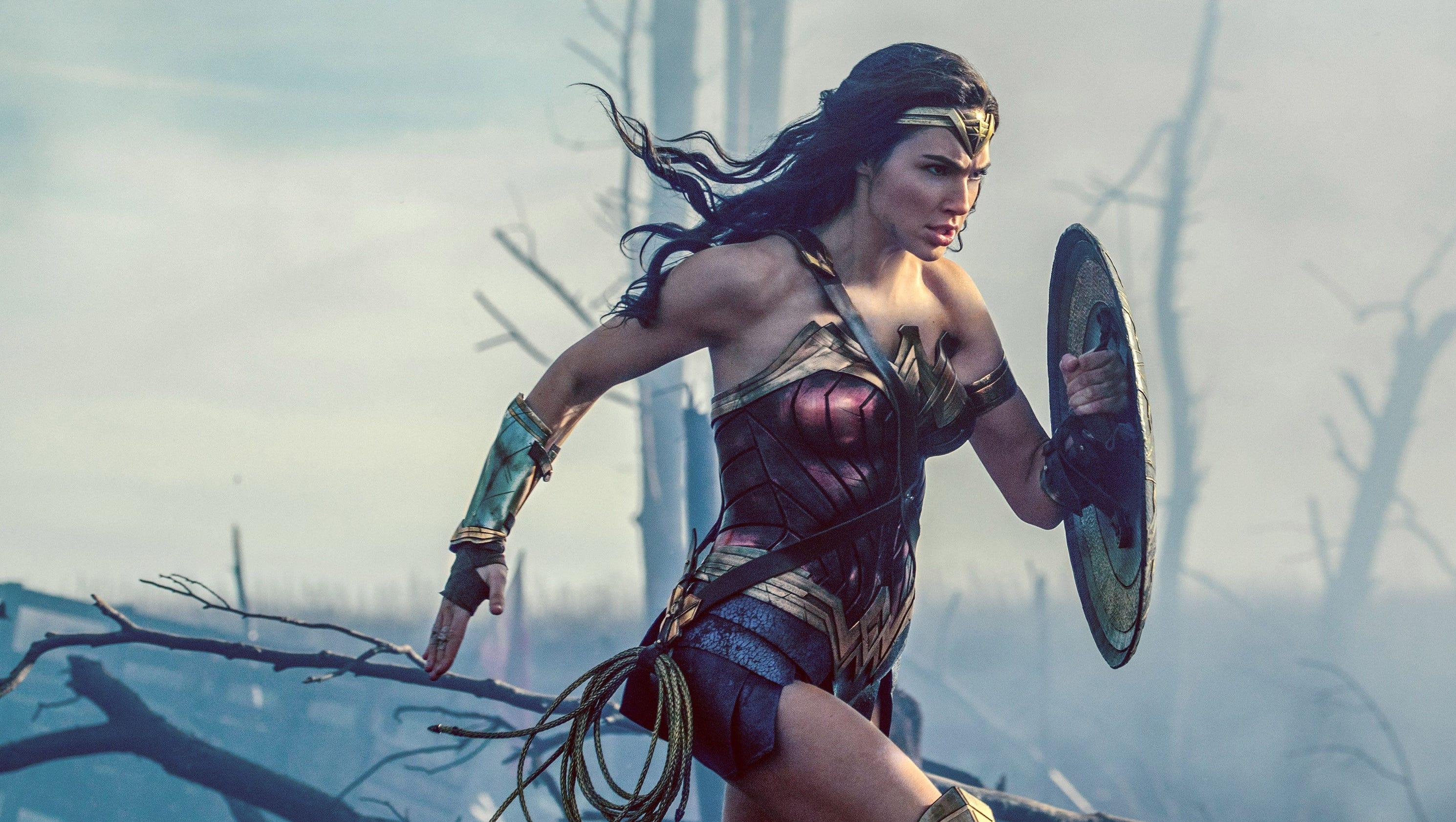 Response to a twitter troll who shamed her for not wearing makeup - Why Female Superhero Movies Failed Until Now