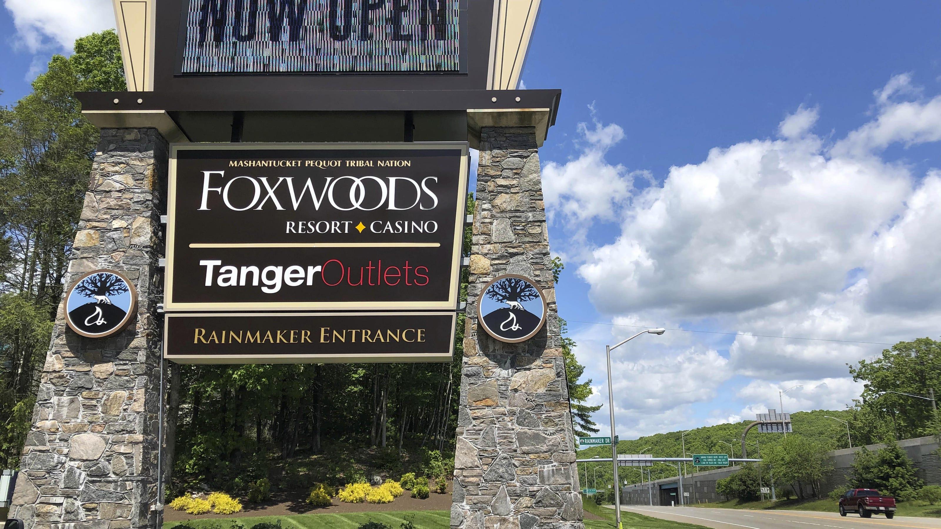foxwood casino jobs