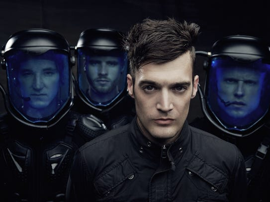 Starset will be at the Marquee on March 7, 2018.