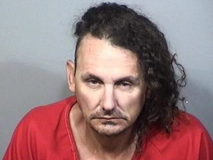 Ian Bucholtz, 38, of Indialantic, charges: Driving
