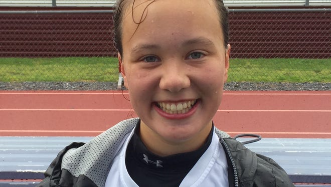 Sophomore Allison Smith scored the first goal as Tower Hill blanked Woodbridge 2-0 in the DIAA Division II Girls Soccer Tournament on Saturday.