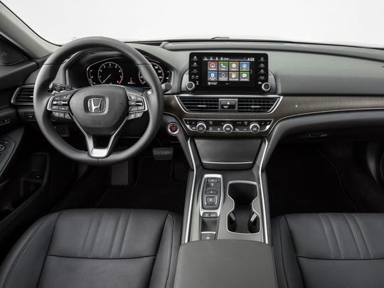 2018 Honda Accord Touring 2 0t