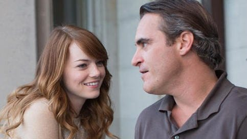 """""""Irrational Man"""" fails to give its fantastic cast much of anything to do."""