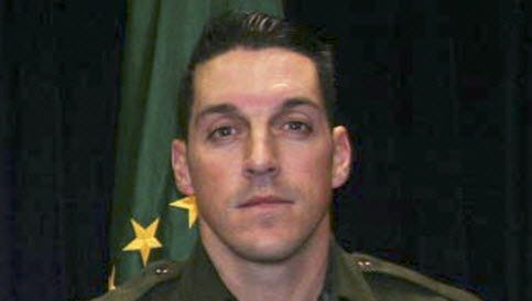 U.S. Border Patrol agent Brian A. Terry. Terry was fatally shot north of the Arizona-Mexico border