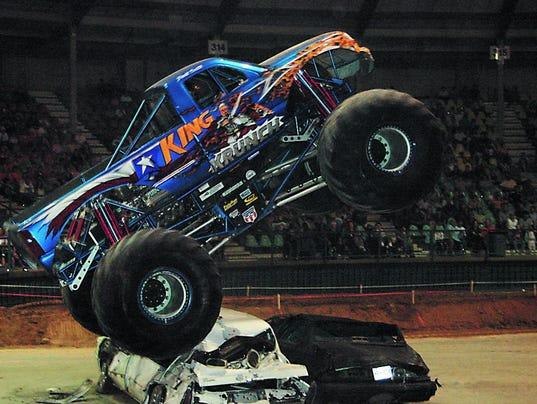 Monster Trucks No. 2