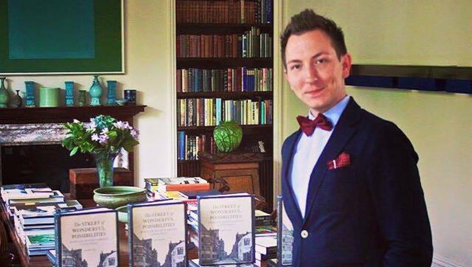Devon Cox will sign books Sunday at the Barnes & Noble