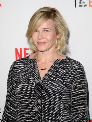 """Chelsea Handler attends Netflix's """"Orange is the New Black"""" panel discussion at Directors Guild Of America on August 4, 2014 in Los Angeles, California."""