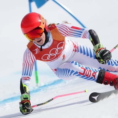 Forget Mikaela Shiffrin; check out Bova's Olympic commute