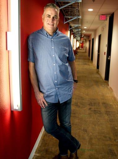 Tim Hattrick returned to the radio airwaves on Jan.
