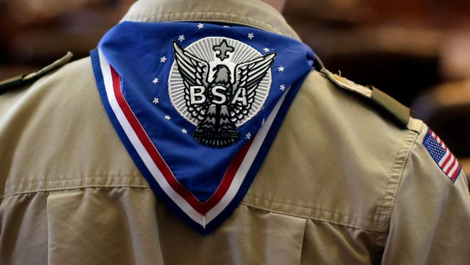 Cub Scouts are now allowing girls to join.