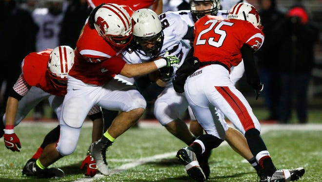 Kimberly will face Marquette on Friday in a WIAA Division 1 state semifinal football game at 5 p.m. at Oshkosh.