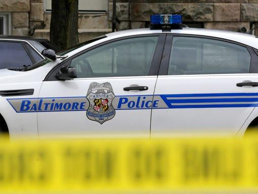 Baltimore's police are prolific stingray users. In