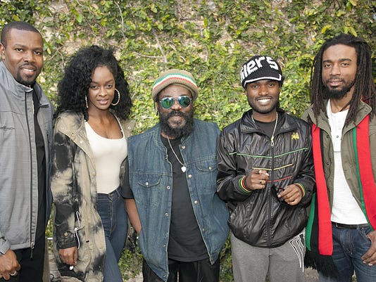 TheWailers - by Beverly Shaw