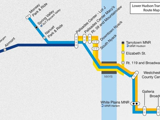 Lower Hudson Transit Link