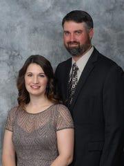 Michael and Rebecca Vidrine