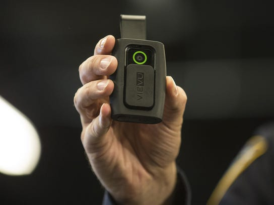 Des Moines patrol officers will be wearing body cameras