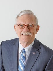 Joe Meyer, mayor of Covington