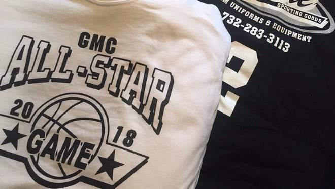 GMC Senior All-Star Basketball