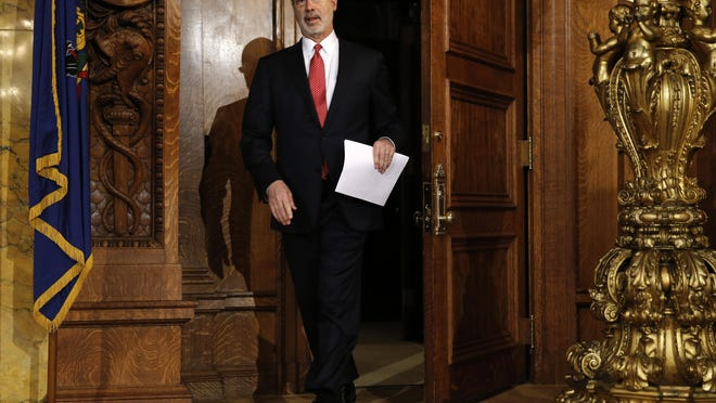 Pennsylvania Gov. Tom Wolf's administration last week highlighted reports from three rating services that criticized how Pennsylvania policymakers have been doing their jobs.