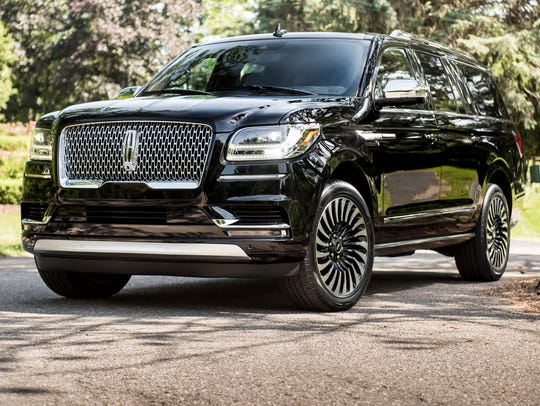 Lincoln Navigator is even more premium as the Black