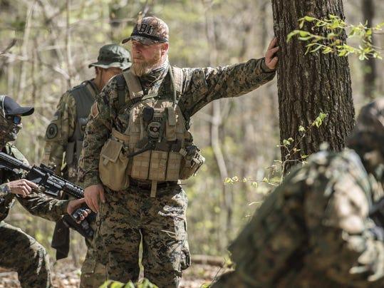 militias under trump