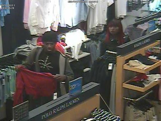 Prattville police are asking the public's help in identifying the man dressed in the grey, hooded sweatshirt in connection with a store robbery.