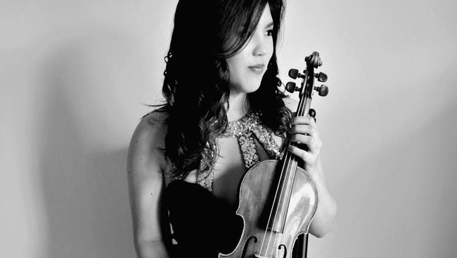Rachell Ellen Wong fronts the Bainbridge Symphony Orchestra for performances of Shostakovich's violin concerto June 1 and 3.