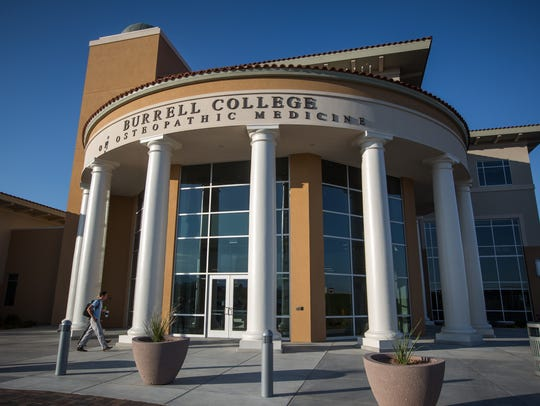 The Burrell College of Osteopathic Medicine on the