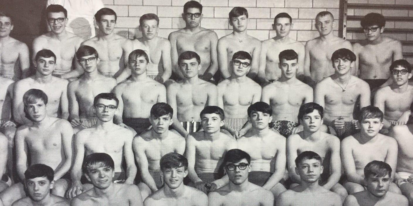 female seniors in the nude