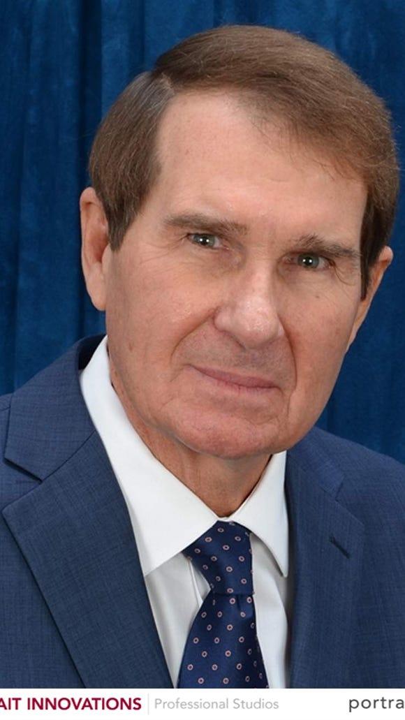 Democratic U.S. Senate candidate Richard Sherzan