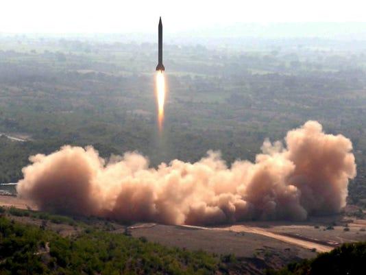 AFP PAKISTAN-MILITARY-MISSILE I DEF PAK -