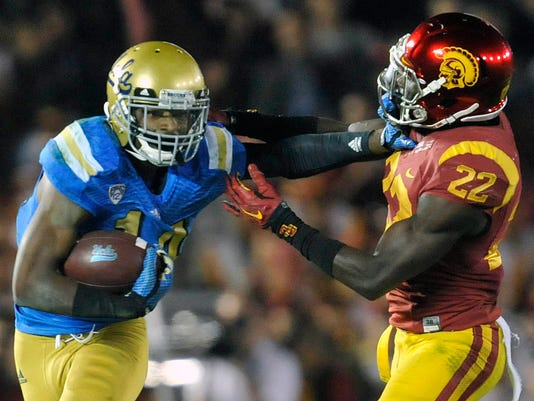 NCAA Football: Southern California at UCLA