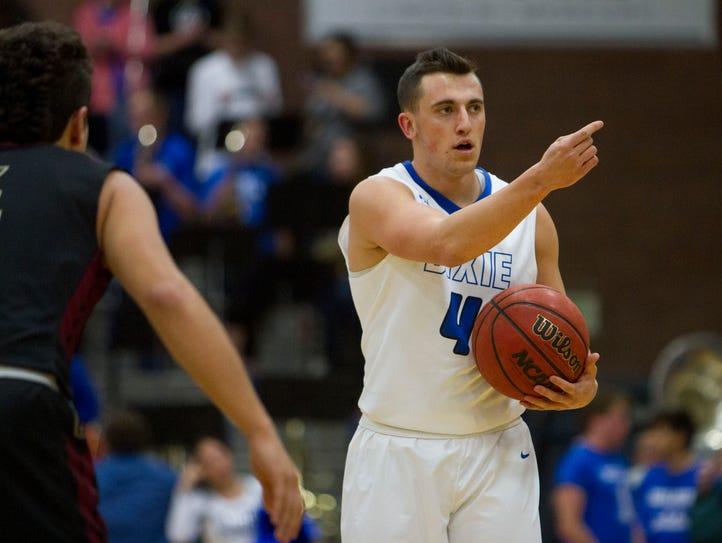 Dixie High School basketball takes on Cedar High Friday,