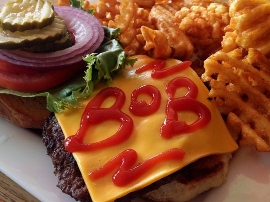 Often voted Bozeman's best burgers, the burgers at Burger Bob's are famous.