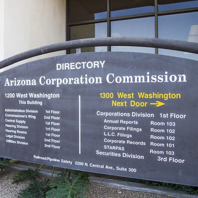 Members of the Arizona Corporation Commission have