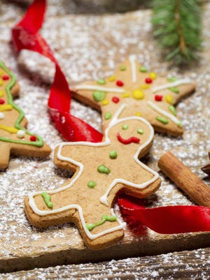 A variety of cookies will be for sale Dec. 9 at Mount Calvary Lutheran Church in Rothschild.