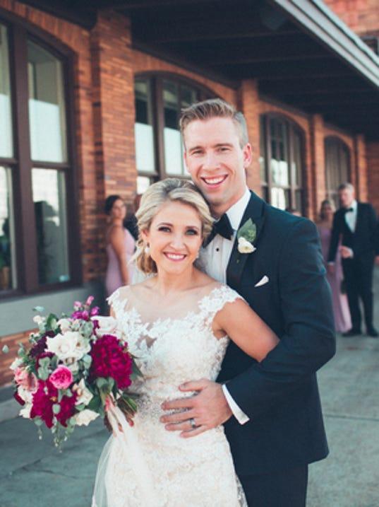 Weddings: Kendra Clark & Nicholas Scudellari