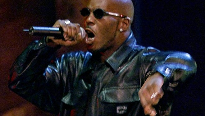 DMX will perform on April 2 at the Vogue.