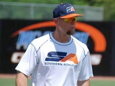Mike Andress is the new baseball coach at Asheville Christian Academy.