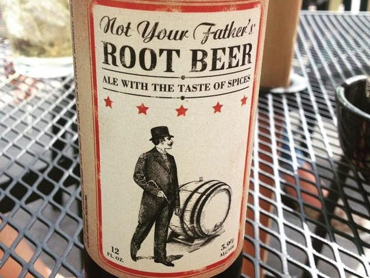 Not Your Father's Root Beer.
