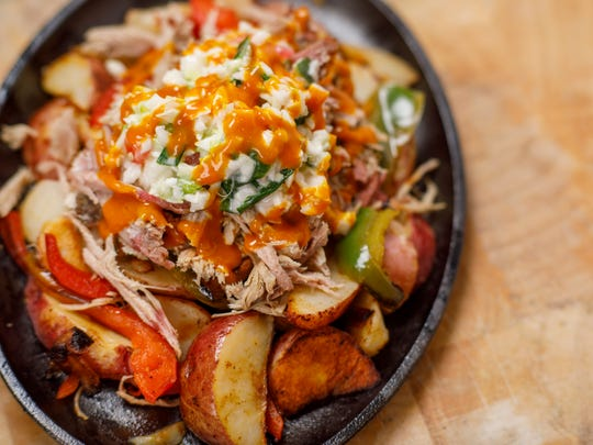 Dollywood's BBQ Skillet Potatoes will be available