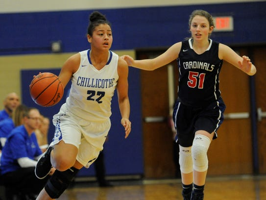Chillicothe's Shawnice Smith is a player to watch during