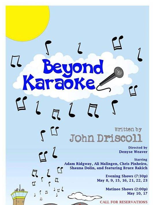 VTD 0508 Encore Theatre present Beyond Karaoke