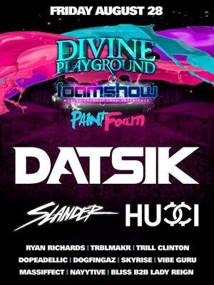 Datsik @ Elektricity