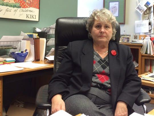 Sevastopol School District Superintendent Linda Underwood