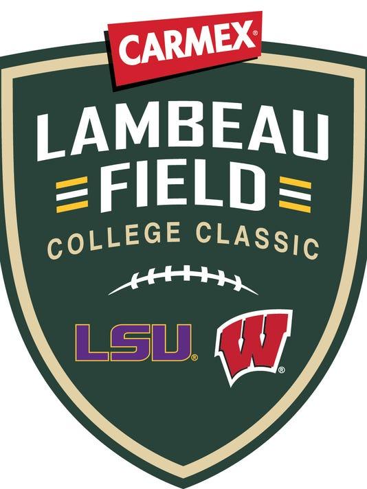 Lambeau Field College Classic logo