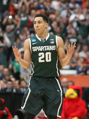 Michigan State's Travis Trice